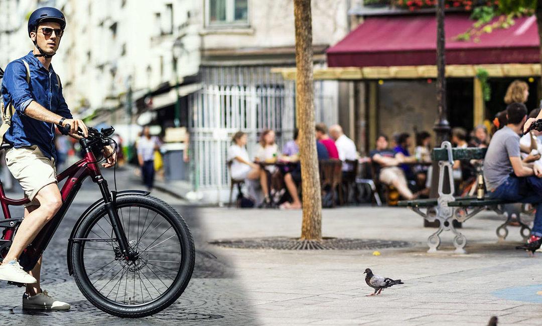 Les 10 raisons pour adopter le vélo à assistance électrique