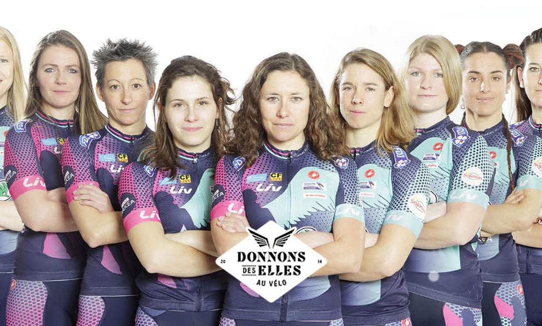 Le projet Donnons des Elles au Vélo vous donne rendez-vous à Vélo in Paris