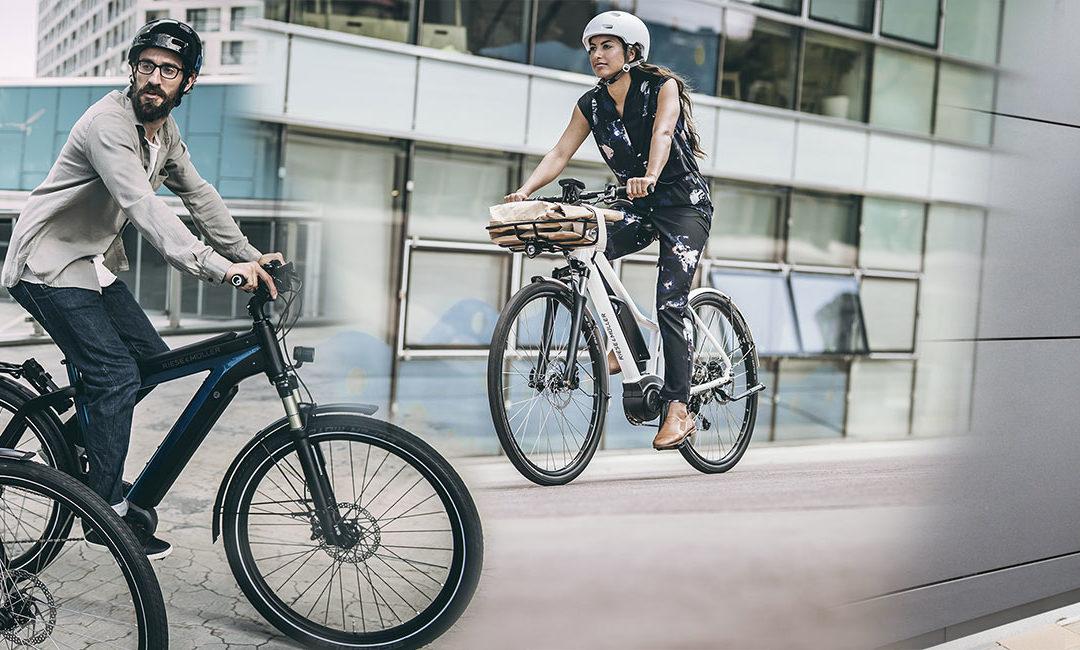 Venez tester les vélos électriques Riese & Muller