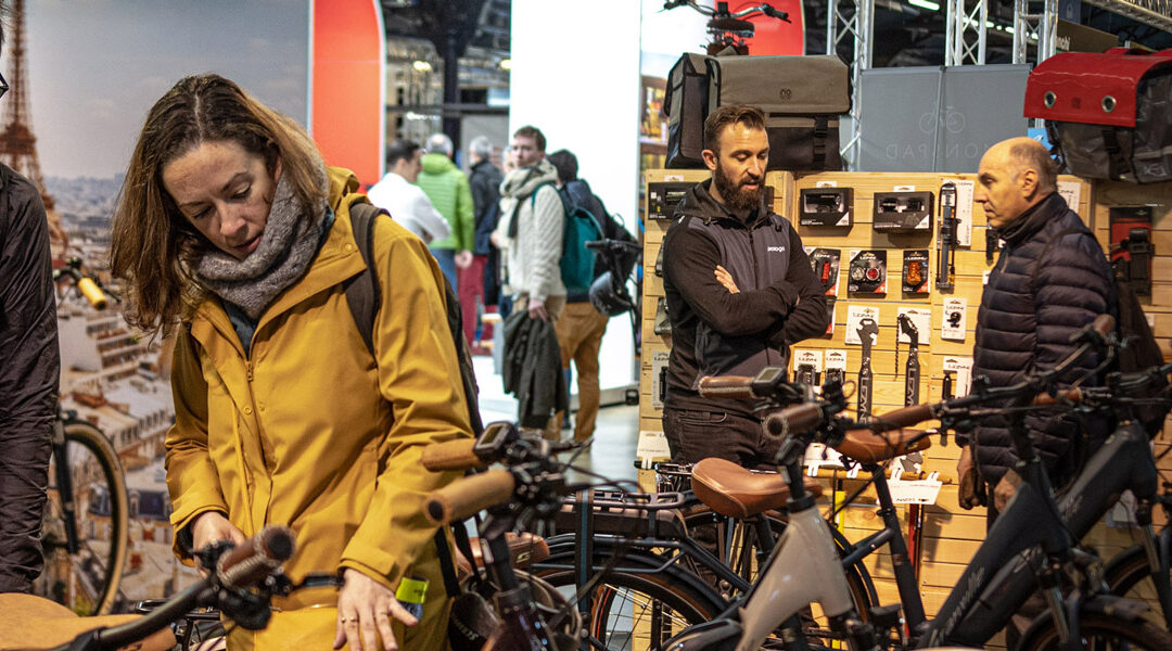 Votre salon Vélo In Paris en version automne